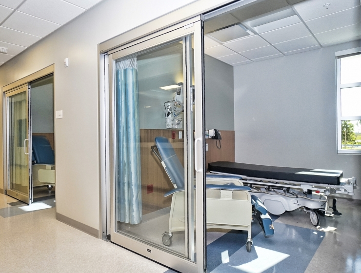 Surgery Center Rooms